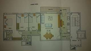Lloguer Pis a Carrer riera, 128. Piso a estrenar. amplio salon y cocina. suite