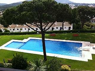 Alquiler Apartamento en Carrer llavia i serra, 27. Apartamento con vistas al mar
