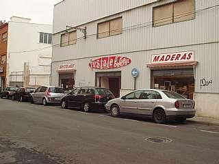 Nau industrial a Calle san eloy, s/n. Se vende nave industrial en casco urbano