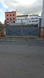 Solar urbano en Carrer mallorca, de, 15. Solar en calle mallorca de campos