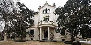 Palacete en Avinguda rei en jaume, sn. Casa lujo barcelona, palacete, exclusiva villa