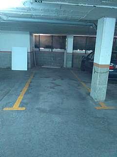 Parking coche en Carrer xaloc, 4. Plaza de aparcamiento amplia en rub�