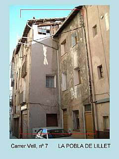 Casa en Carrer vell, 7. Para inversión, negocio, familia...