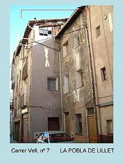 House in Carrer vell, 7. Para inversión, negocio, familia...