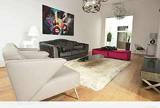 Alquiler Apartamento en Calle mar�n garc�a, 7. Piso en alquiler en centro hist�rico en m�laga