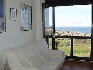 Piso en Prolongacion carral, 6. Precioso piso en suances con vistas al mar