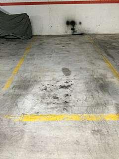 Alquiler Parking coche en Carrer aneto, 2. Plaza grande de parquing
