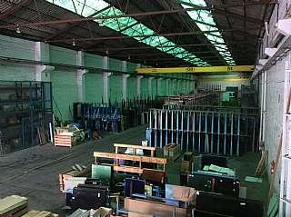 Alquiler Nave industrial en Travessia industrial, 55. Nave industrial en alquiler