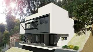 Casa en Avinguda pere planas, 65. Obra nueva en sant cugat con vistas espectaculares