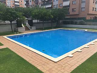 Piso en Avinguda paisos catalans, 15. Extraordinario piso con gran zona comunitaria