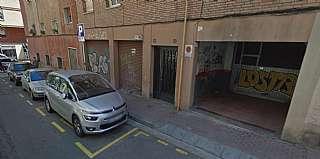 Rental Motorcycle parking in Carrer alloza, 30. Parking moto grande cerrada bajo llave