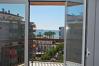 Alquiler Apartamento en Carrer isaac albeniz (d. Apartamento con vistas al mar