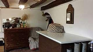 Casa en Carrer jaume i, 4. Amplia casa de pueblo en blancafort en venta