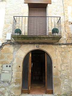 Casa adosada en Calle mayor, 56. Casa rural