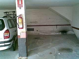 Parking coche en Passeig riera (la), 101. Garatge teia centre