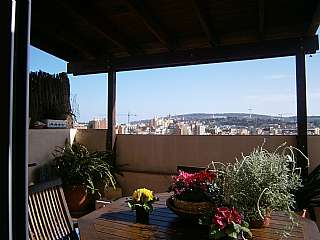Penthouse in Carrer antoni de campmany, 59. Atico con terraza 26 m2 jardins rambla de sants