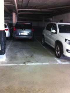 Parking voiture dans Carrer miranda, 1. Parking en Esparreguera, el castell
