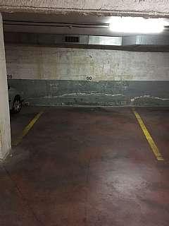 Parking coche en Carrer doctor pearson, 95. Plaza de parquing doble