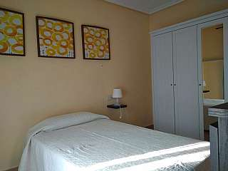 Affitto Appartamento in Calle general ibañez, 7. Amplio y soleado piso centrico