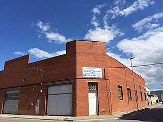 Rental Industrial building in Carrer fontcuberta, 12. Nave industrial entrada polígono