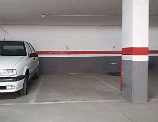 Alquiler parking coche en vall d hebron habitaclia for Alquiler garaje barcelona