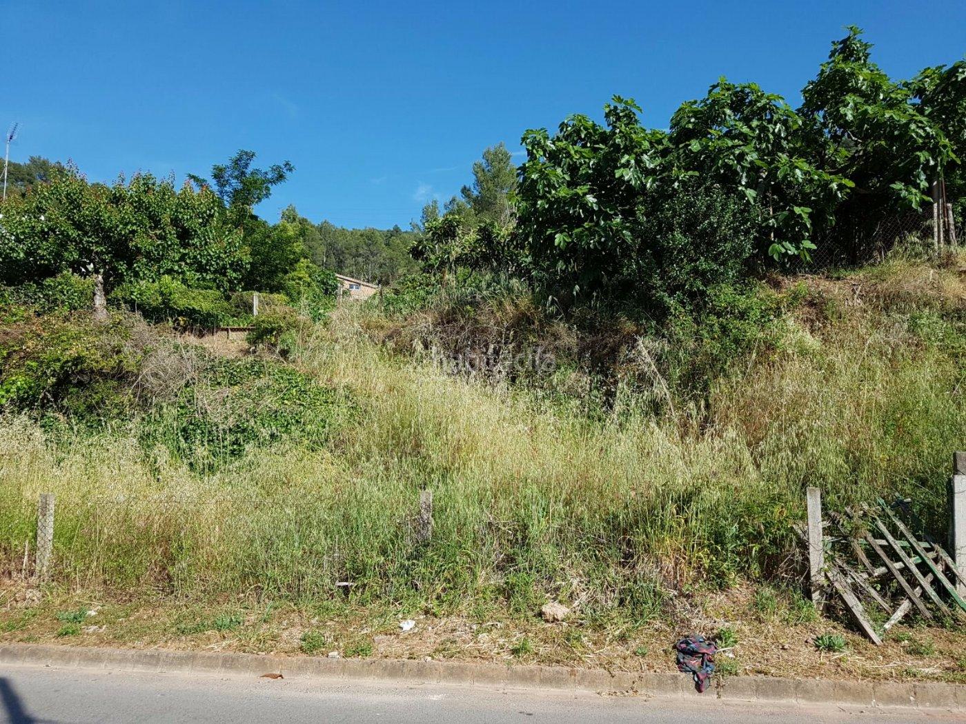 Terreno residencial por 300 de 950 metros avinguda dels for Casas molins de rei