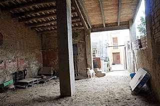 Terreno residencial en C/ sant antoni, 51. Finca centrica a pineda, sortida a dos carrers