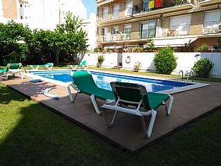 Dúplex a Calle bruguera, 266. Duplex  3 plant. 160 m2 ,piscina centro Calella