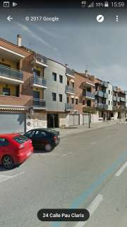 Piso en Carrer pau claris, 7. Piso amplio 50m2 todo exterior y gran terraza 30m2