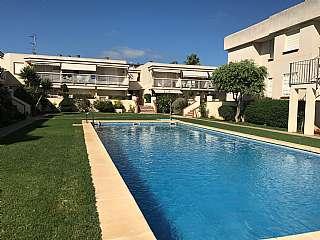 Alquiler Piso en Calle triador y, sn. Apartamento junto almar con piscina y parking