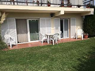 Piso en Carrer chopitea, 55. Precioso apartamento en planta baja ajardinada