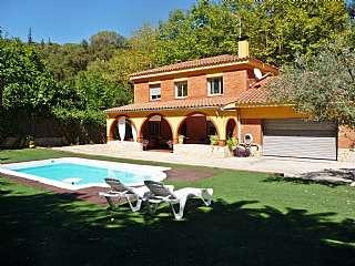 Chalet en Generalitat, 51. Casa mediterránea con encanto y rodeada de natural