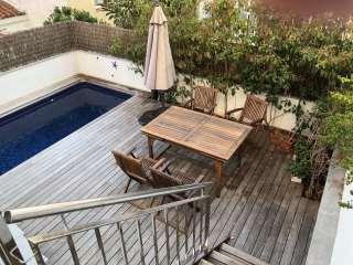 Casa en Passeig cabanellas, 22. Casa con parking, piscina, ascensor al centre