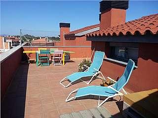 Alquiler Dúplex en Plaza manel raventos, 3. Piso de 2 habitaciones con espectacular terraza