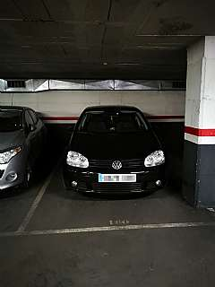 Parking coche en Carrer joan prim, 90. Plaza de parking
