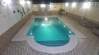 Casa adossada a Calle batiste mut, 8. Amplio bungalow con piscina