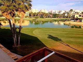 Lloguer Pis a Alicante golf,. Duplex alicante golf