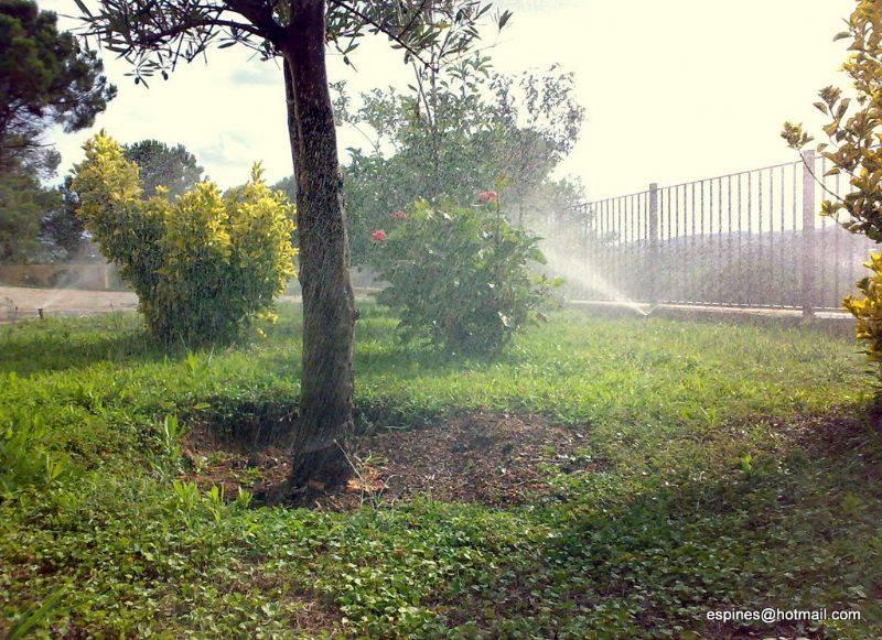 Casa por en carrer benidorm de 270m2 con terreno for Riego automatico jardin