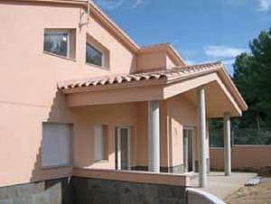 Casa en Muntanya de papiol, 1. Casa a 4 vientos
