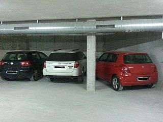Parking coche en Carrer rubio,4. Parking doble. coche y moto o 2 coches